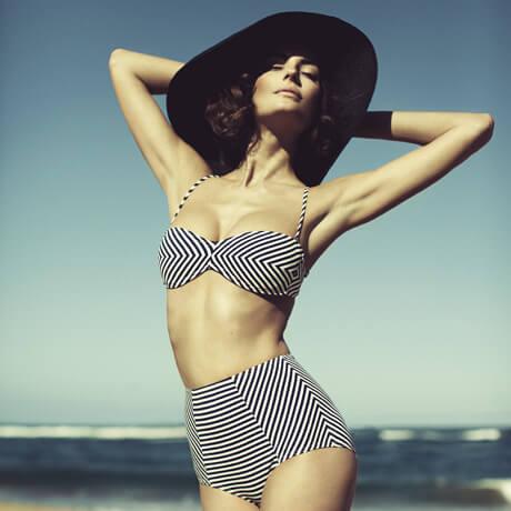 rakade bikini bilder